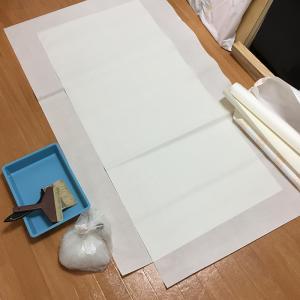 紙をつなぐ