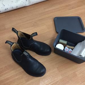 ミニマリストらしからぬ靴事情