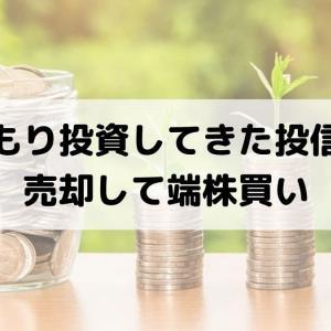 楽天米株インデックスファンドを売却してNTTドコモを端株買い