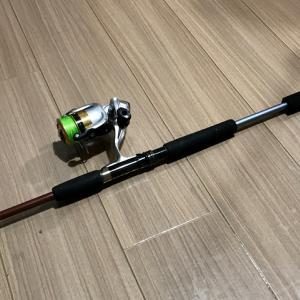 【釣竿の修理】不用品で自作。竿を継足し、ロッドエンドを延長!