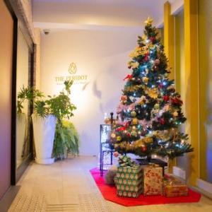 クリスマスツリー飾りました!!