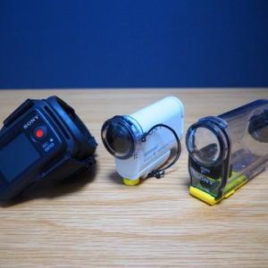 【SONY】アクションカムをヘッドマウントで使う準備【HDR-AS100V】