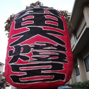 =粟田神社 粟田祭 夜渡り神事 2019年=