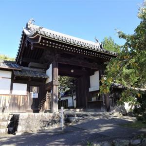 橘寺〜聖徳太子像を本尊とする寺