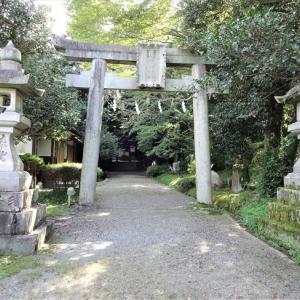 天香山神社~櫛真知神を祀る社