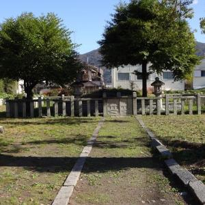 坂上田村麻呂の墓(栗栖野)~坂上田村麻呂公園