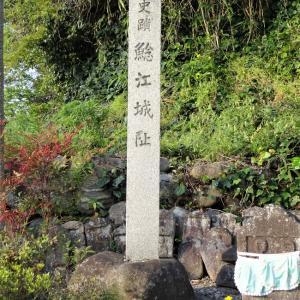 鯰江城〜六角氏抵抗の城
