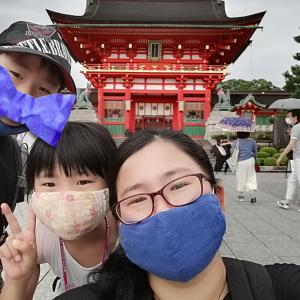 【お稲荷さんに呼ばれましてwww in 京都】伏見稲荷大社