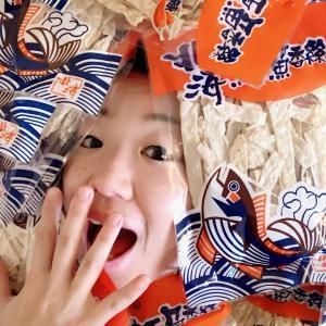 台湾のおすすめ土産♡やめられない止まらない!超うまうまの鱈ちゃん!