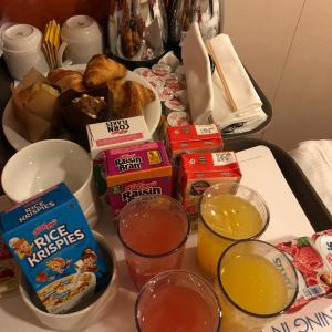 朝ごはんは何回食べますか???えっっ!?!?〜クルーズ旅行中の朝ごはん♡〜