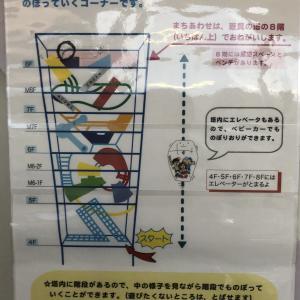 【失敗談など】大阪 堺のビッグバン 高層ジャングルジムは他にない面白さでした。