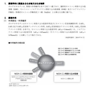 【薬】トリンテリックス錠