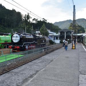 ようこそ‼ トーマスワールドへ!! 大井川鐵道 終