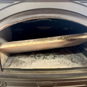 ドブレ760CB二台の煙突掃除と薪ストーブメンテ完了