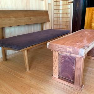 建築廃材を利用してテーブルを作ってみた