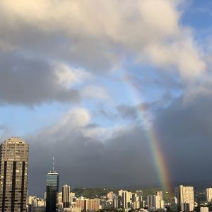 年末年始ハワイの旅・・家族合流