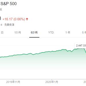 【下落時における今の心境】2020年3月25日