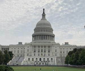 道中記(13):合衆国国会議事堂