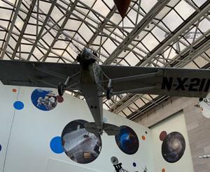 道中記(14):国立航空宇宙博物館