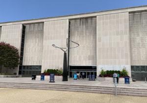 道中記(15):アメリカ歴史博物館