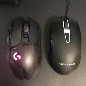 ゲーミングマウスG502を買ってみた感想!かなりお勧めですがゲームやらないならいらない。