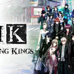外出禁止のGW中にアニメ『K』シリーズが全作品無料公開決定!イケメン同士の妄想膨らむ展開系(笑)