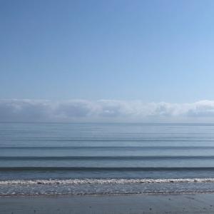 自然とリラックス〜穏やかな海