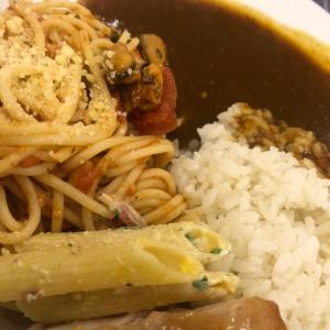 イタリアンと日本食のバッフェ