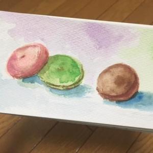 砂糖菓子マカロン☆ミ