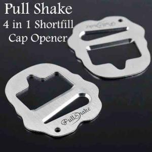 【アクセサリー レビュー】PullShake 4in1 キャップ オープナー (プルシェイク オープナー )