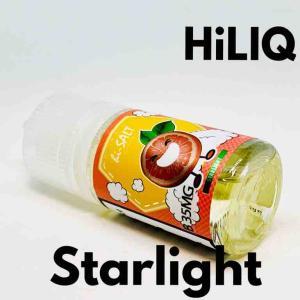 【リキッド レビュー】HiLIQ Starlight ニコチンソルトリキッド