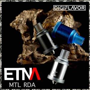 【アトマイザー レビュー】Digiflavor ETNA MTL RDA