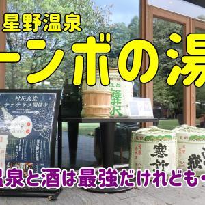 トンボの湯(軽井沢星野温泉)~価格改定、サケテラスも図書館も~