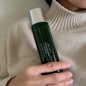 今年初おろしはLORACLEの化粧水。