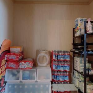 ストックルームの収納方法