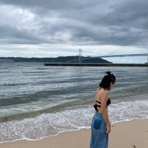 夏の思い出2021.海.