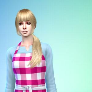 Sims4活動再開しました。