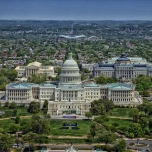 【速報】首都ワシントン、ホワイトハウスで停電発生…
