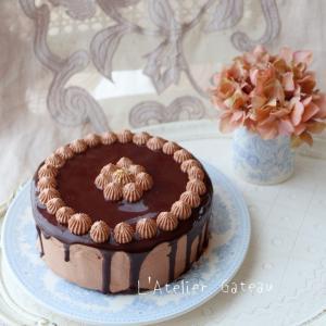 チョコレートケーキ講習のご案内