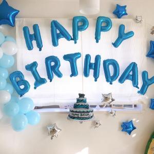 今年で最後かな⁈お誕生日パーティー♡