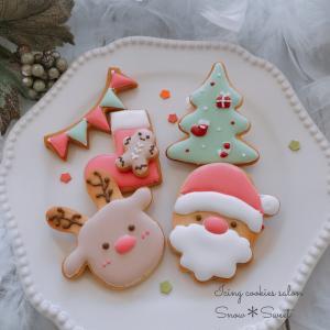 人気です‼︎お子様も楽しく作れるクリスマスレッスンのお知らせ