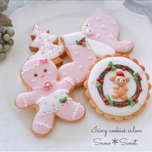 クリスマスレッスン♡ママも一緒に楽しい時間♪