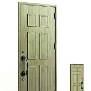 決定した玄関ドア