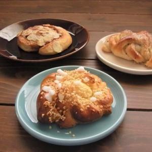 カルダモンブッラ・シナモンブッラ(๑´ڡ`๑) 郷土菓子研究社のブッラ3種が届いた
