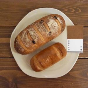 カンパーニュカレンズとライ麦プレーンと BREAD芒種