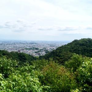 山登り・その2「箕面の滝」