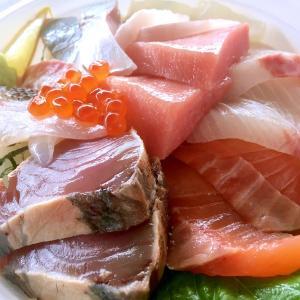 海鮮丼「海鮮処 鱻〜ぎょぎょぎょ〜」