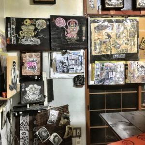 個性的な喫茶店。京都観光・その8「壺中珈琲」