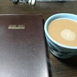 愛しいひとときのコーヒータイム♪