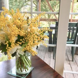 【WSのご案内】花と暮らす~春待ち花のしつらえ in kioracottage